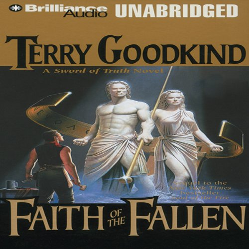 Faith of the Fallen audiobook cover art