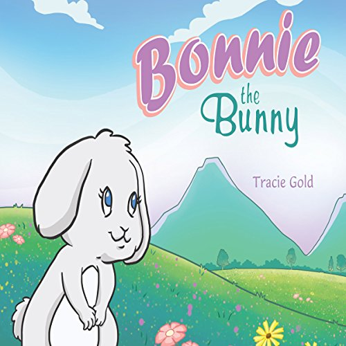 Bonnie the Bunny audiobook cover art