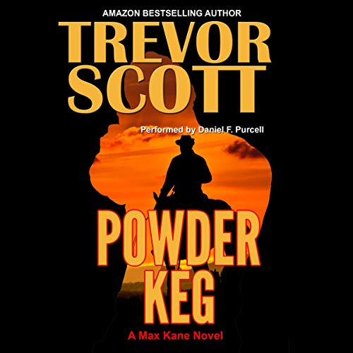Couverture de Powder Keg