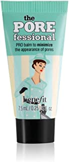 Benefit Cosmetics The POREfessional Pore Minimizing Balm Face Primer, .25 Ounce