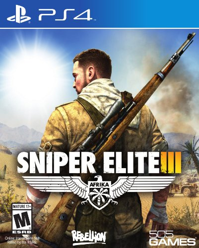 Sniper Elite 3 [uncut] [deutsch] (USK 18 Version) inkl.