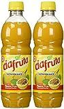 Dafruta Passion Fruit Juice Concentrate - 16.9 FL.Oz | Suco Concentrado de Maracujá Dafruta - 500ml - (PACK OF 02)