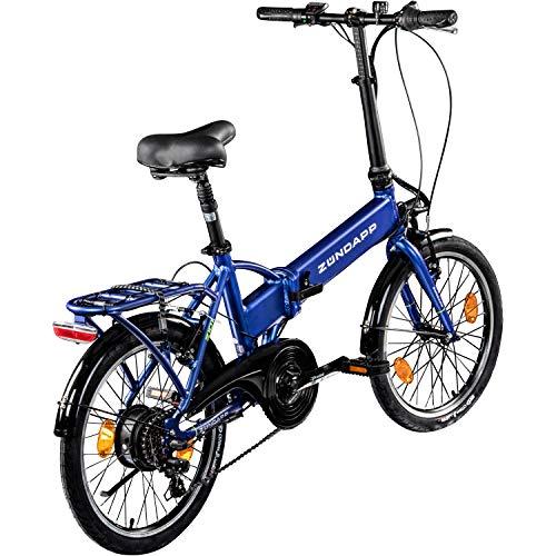 Zündapp Z101 Faltrad E-Bike 20 Zoll Klapprad Bild 2*