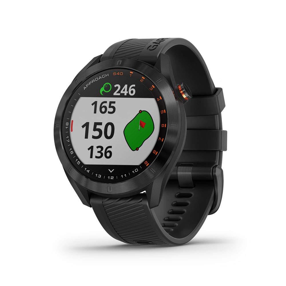 Garmin Approach Smartwatch Lightweight Touchscreen