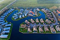 オランダウォーターパークテルカプル運河上から都市大人のパズルの子供1000ピース木製パズルゲームギフト家の装飾特別な旅行のお土産