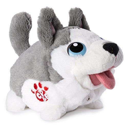 Chubby Puppies & Friends - Bumbling Puppies Plush - Husky