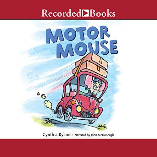 Motor Mouse cover art