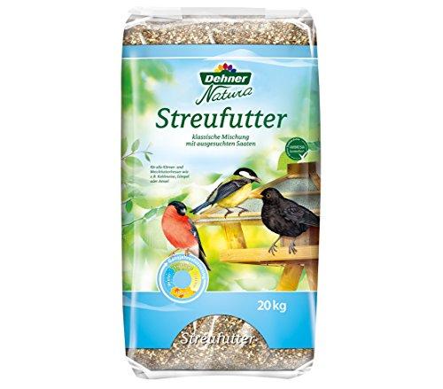 Dehner | Natura | Vogelvoer | Wilde vogels | Strooigoed | 20 kg