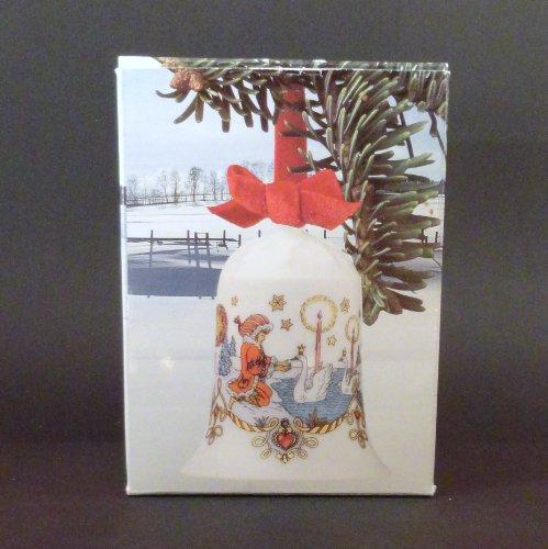 Hutschenreuther Weihnachtsglocke 1983 mit OVP