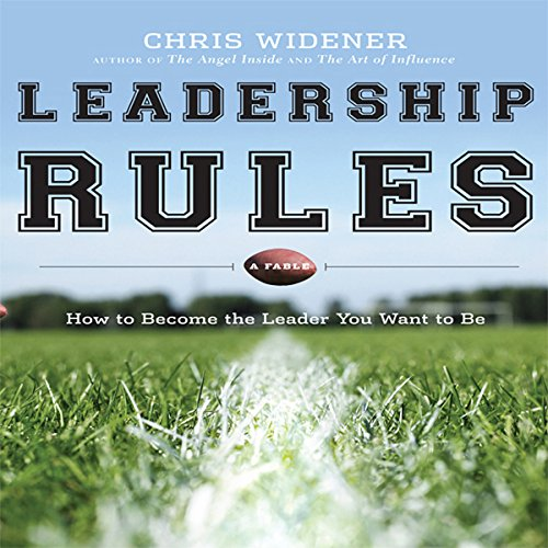 Leadership Rules audiobook cover art