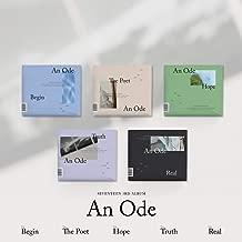 K-POP Seventeen - an Ode, 3rd Album, Random version Incl. CD, 2 x Photobook, 4 x Photocard, Pre-Order Benefit, Folded Poster, Extra Photocards Set