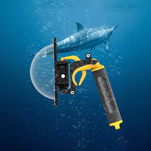Tauchhülle für GoPro Hero9 Action-Kamera, wasserdichtes Gehäuse, Unterwasser-Tauchergehäuse