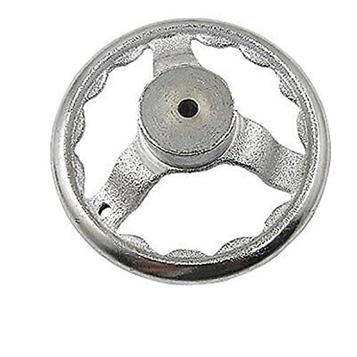 """QWXX Lenkrad 6""""Durchmesser Metallfräsmaschine Drehmaschine Handrad Metall Material"""