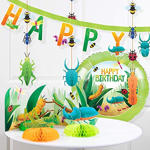 Bugs Party Decorations Kit
