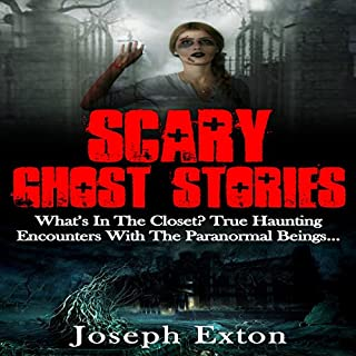 Scary Ghost Stories cover art