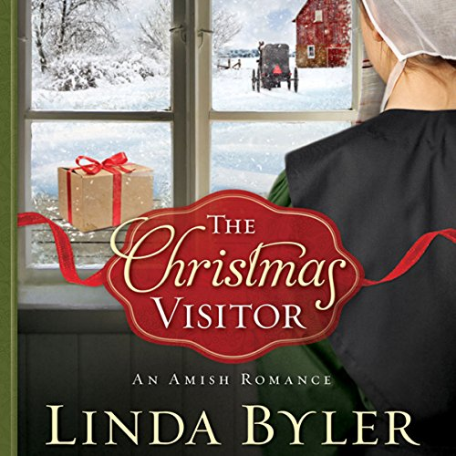 The Christmas Visitor audiobook cover art