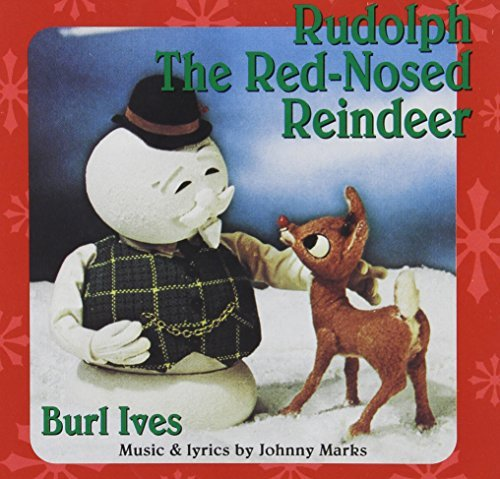 Rudolph The Red-Nosed Reindeer by Burl Ives (1995-06-01)