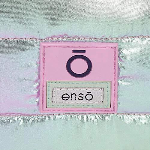 51sJYxBxr L - Mochila Enso Fancy Adaptable, Rosa, 28x37x12 cm
