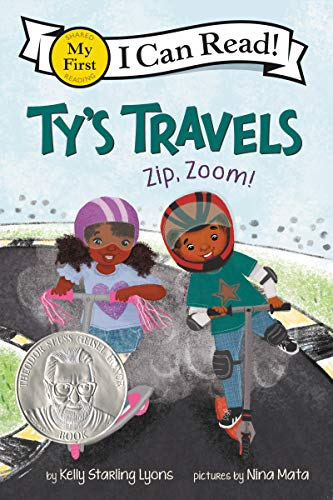Ty's Travels: Zip, Zoom! (My First I Can Read)