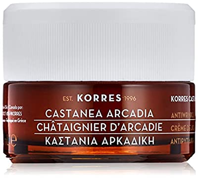 KORRES Castanea Arcadia Antiwrinkle and Firming Day Cream, Normal to Combination Skin 40 ml from KORRES