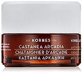 Korres Castanea Arcadia Tagescreme für normale und Mischhaut,1er Pack (1 x 40 ml)