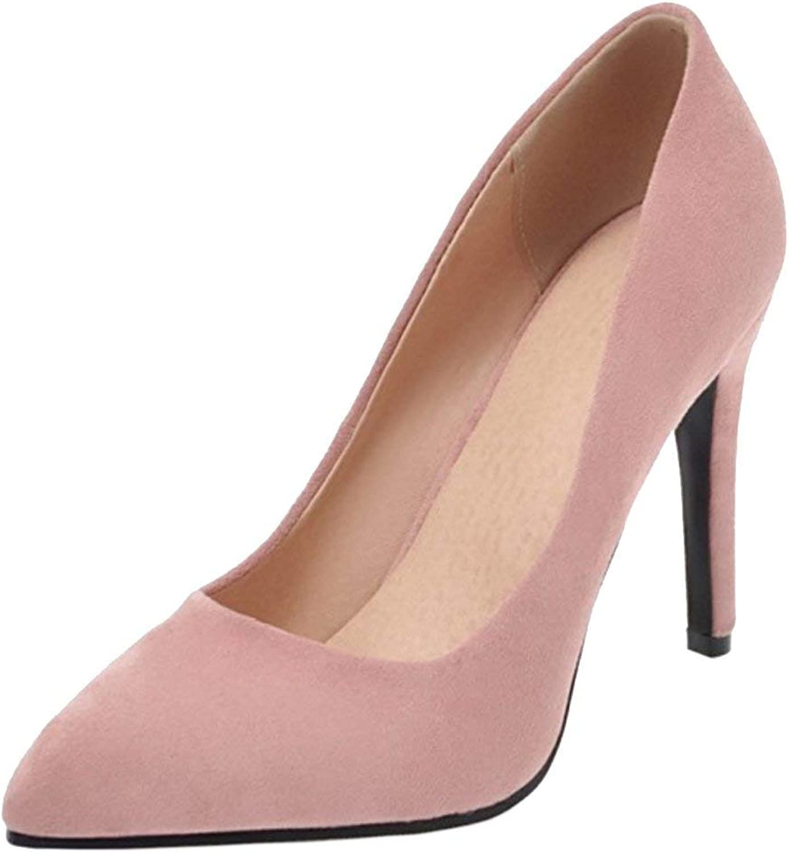 Unm Women's Fashion Party Pumps Heels shoes Heels