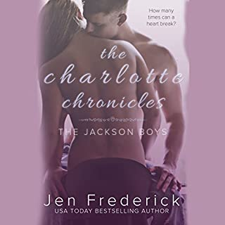 The Charlotte Chronicles audiobook cover art