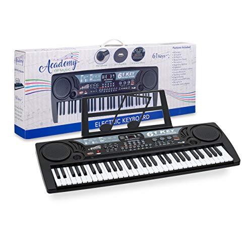 Toyrific Academy of Music Tastiera Elettronica, 61Tasti