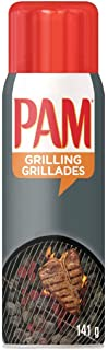 Pam Non-Stick grilling spray, 141 gm (Pack of 1)