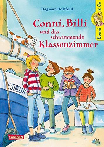 Conni & Co 17: Conni, Billi und das schwimmende Klassenzimmer: Ein lustiges und spannendes Kinderbuch ab 10 Jahren (17)