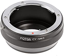 Lens Mount Adapter for CONTAX C/Y CY lens to Micro 4/3 M4/3 Adapter for EP1 EP2 EPL1 GF1 GF2 G1 G2 GH1 GH2 GH3 GH4 GH5 GH5S