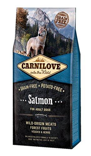 12 KG Carnilove salmon adult hondenvoer