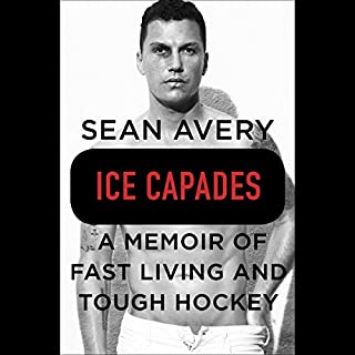 Ice Capades audiobook cover art