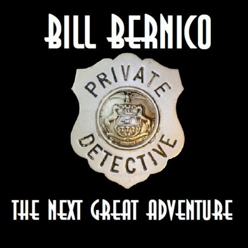 The Next Great Adventure audiobook cover art