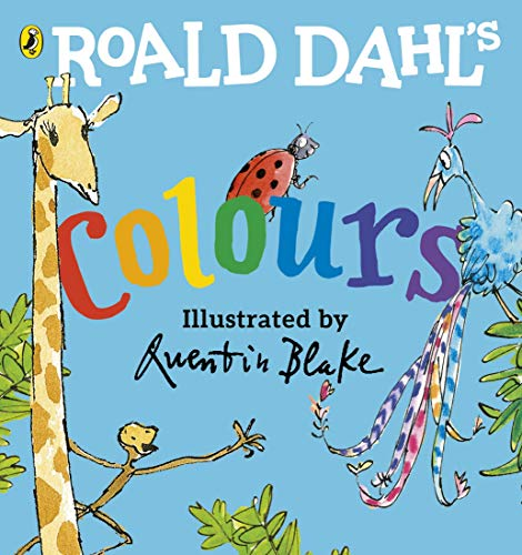 Roald Dahl's Colours