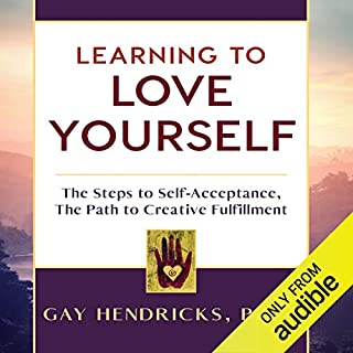 Learning to Love Yourself audiobook cover art
