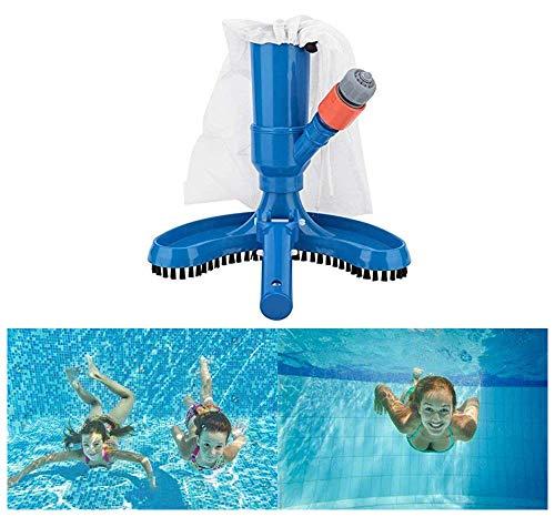 Ganeric - Aspiradora de mano para piscina, estanque, alberca, aspiradora de mano para piscina y spa