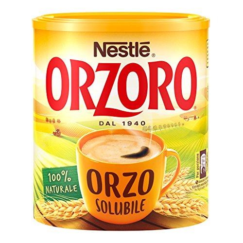 Nestlé Orzoro Orzo Solubile Barattolo, 120g