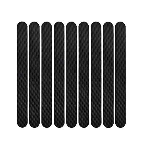 WCNMB Cinta Multiusos 24pcs Anti Deslizamiento Strips Pegatinas de Ducha Baño Tiras de Seguridad Strips Antideslizantes para bañeras Duchas Subir Pisos Durable y Conveniente