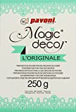 Pavoni Italia S.P.A Magic Decor Pulver 250g, 1er Pack (1 x 250 g) -