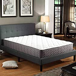 Swiss Ortho Sleep 12 Inch Pocket Spring Contour Mattress Review