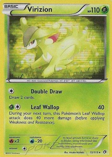 Pokemon - Virizion (15/113) - Legen…
