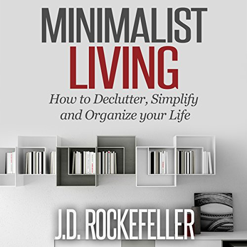 Minimalist Living audiobook cover art