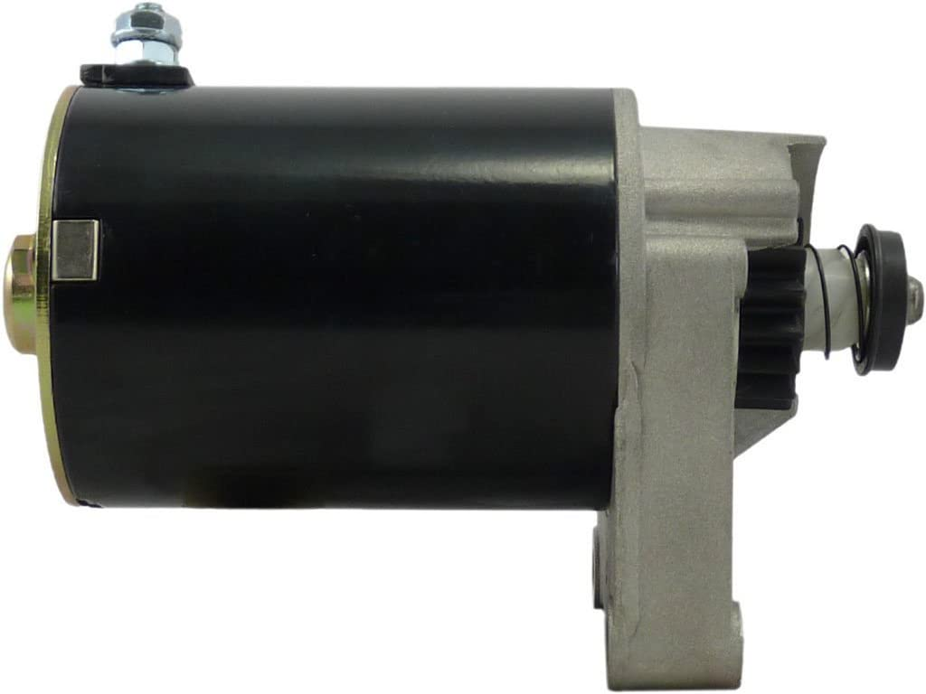 Lumix GC Electric Starter Motor store Craftsman For LT1000 Ranking TOP9 Tractor 46