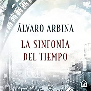 La sinfonía del tiempo [The Symphony of Time] audiobook cover art