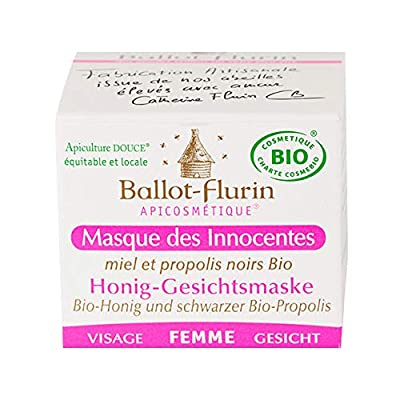 Ballot Flurin Innocents' Mask with black honey & propolis 30ml from Ballot Flurin