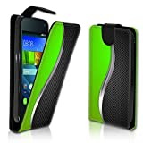 wicostar Vertikal Flip Style Handy Tasche Case Schutz