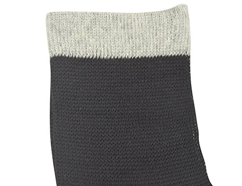 buy  Yomandamor Womens Bamboo Diabetic Crew Socks With ... Clothing