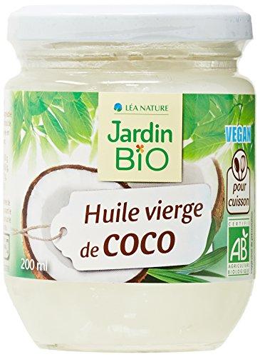 JBE Huile vierge de Coco - 200 ml