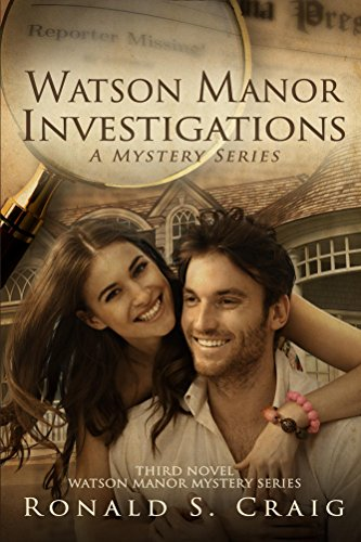 Book: Watson Manor Investigations (Watson Manor Mystery Series Book 3) by Ronald S. Craig